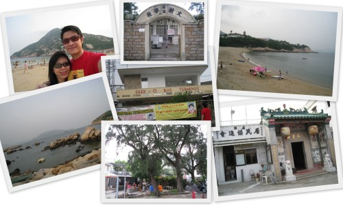 shek o collage