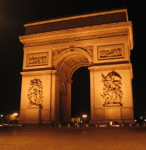 Arc de Triomphe cropped