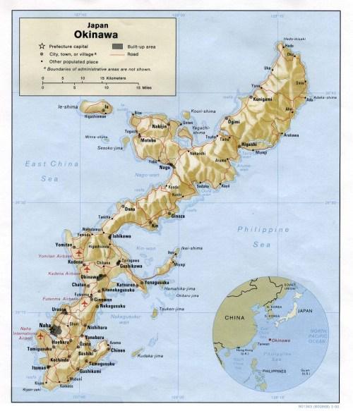 okinawa-japan-map